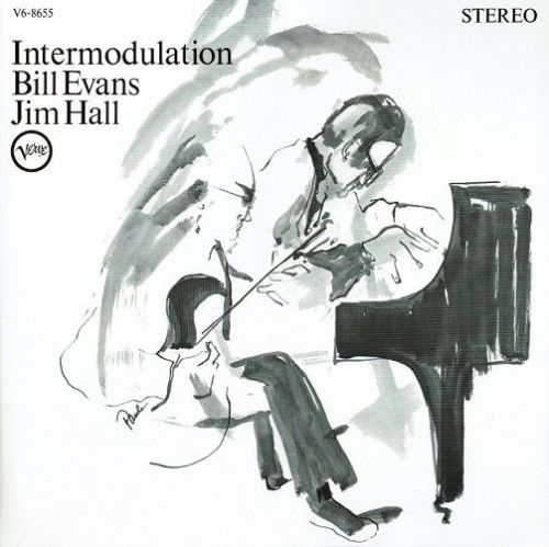 BILL EVANS AND JIM HALL Intermodulation Vinyl Record LP Verve 2017